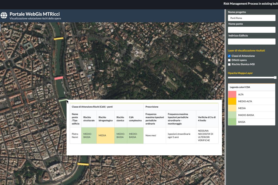 Nuove Tecnologie: metodi semplificati e tecnologia per la prevenzione del rischio sismico per edifici e ponti