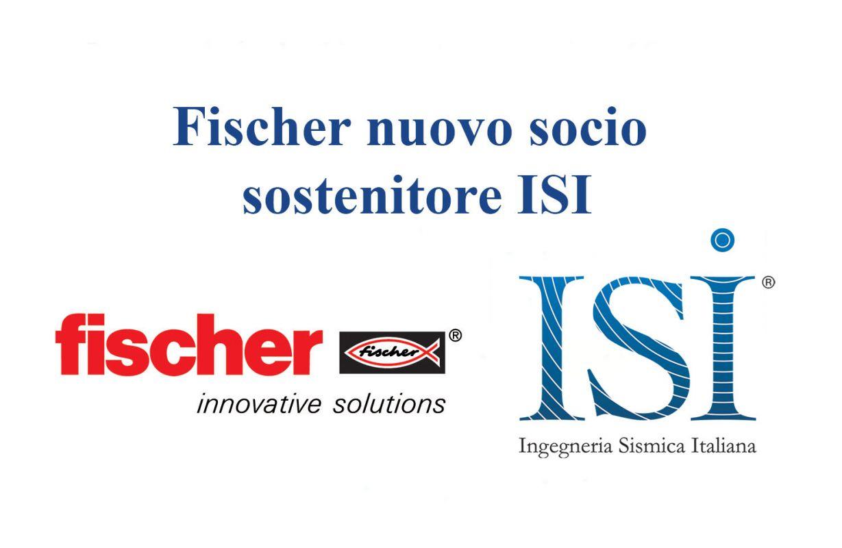 Fischer nuovo socio sostenitore ISI