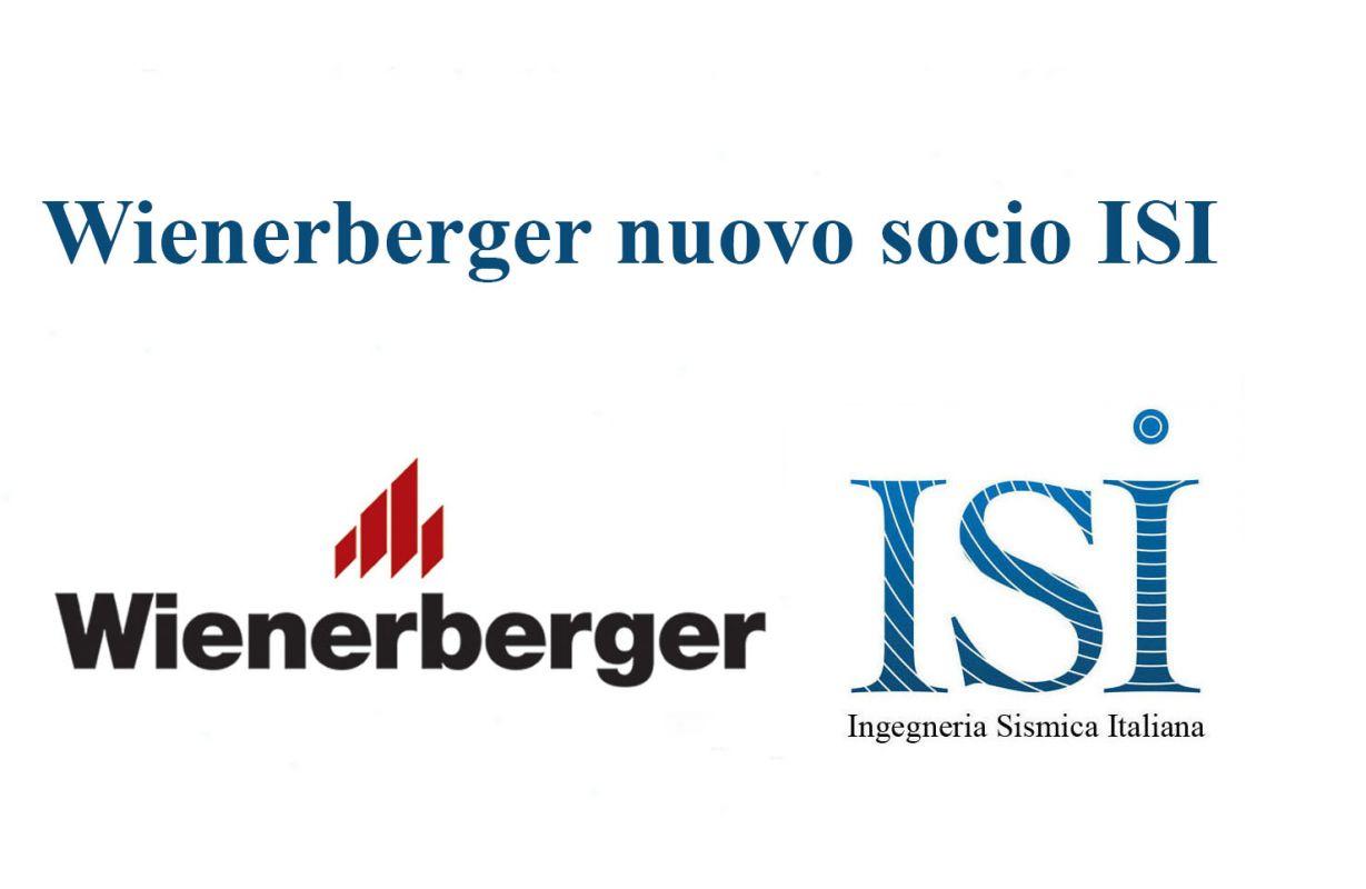 Wienerberger nuovo socio sostenitore ISI