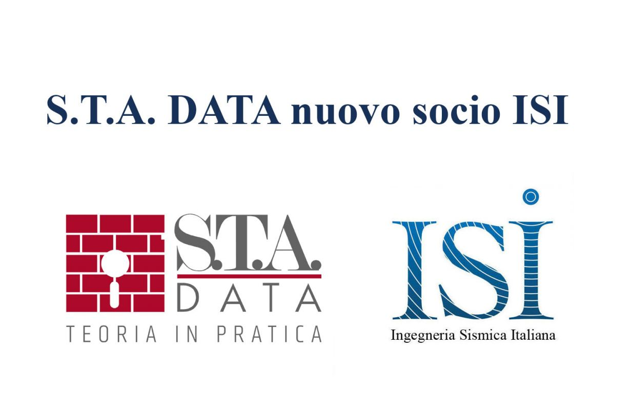 S.T.A. DATA nuovo socio ISI