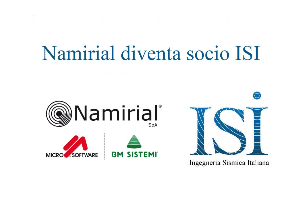 Namirial diventa socio ISI