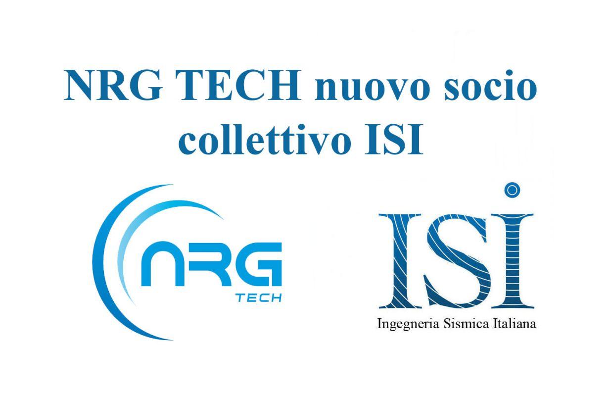 NRG TECH nuovo socio collettivo ISI