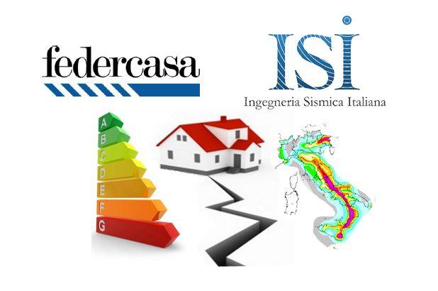 Formalizzato l'accordo di collaborazione tra ISI e Federcasa