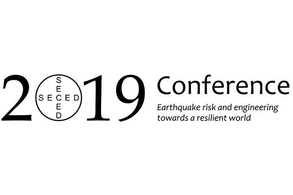 SECED 2019 Conference: Earthquake Risk and Engineering towards a Resilient Word
