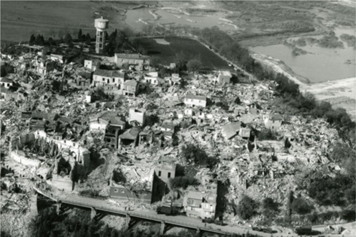 23 novembre 1980 - 2020: 40 anni dal terremoto dell'Irpinia