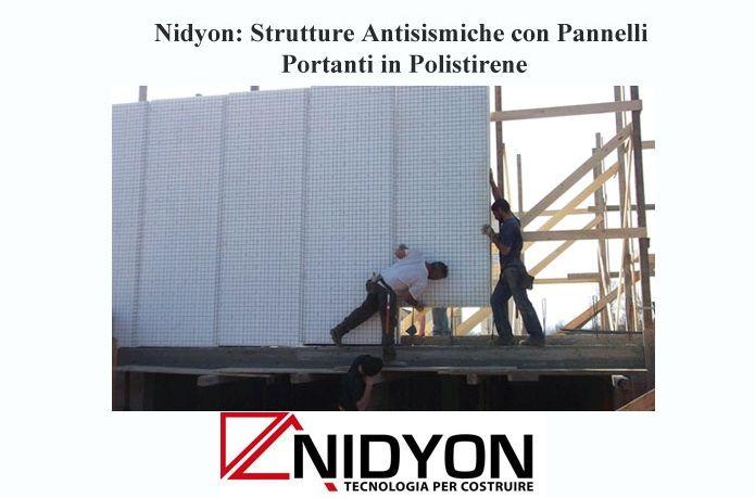 Nidyon: Strutture Antisismiche con Pannelli Portanti in Polistirene