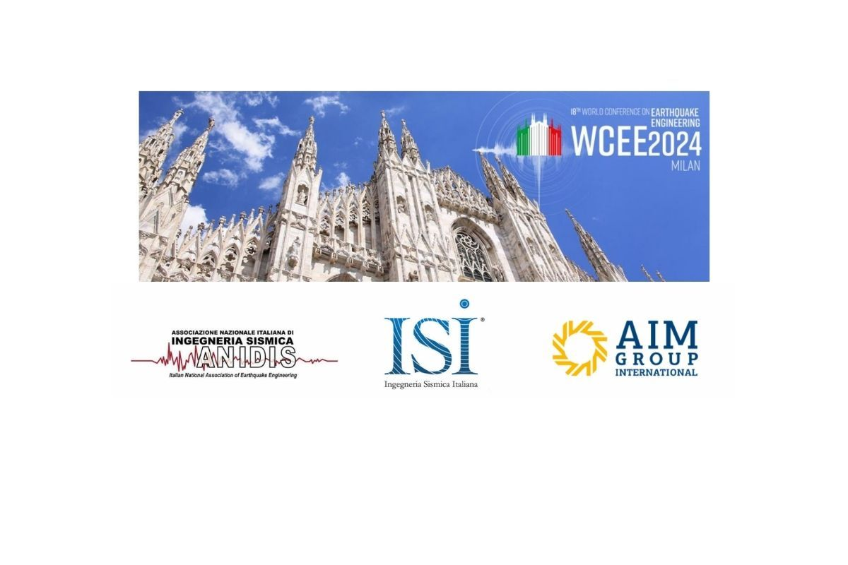 Milan will host the 18th edition of the WCEE in 2024