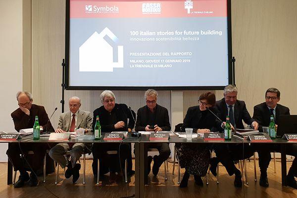 Sismocell tra le 100 storie italiane per le costruzioni del futuro