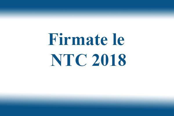 Firmate le norme tecniche NTC 2018. Le novità del Cap. 7 rispetto alle attuali NTC.