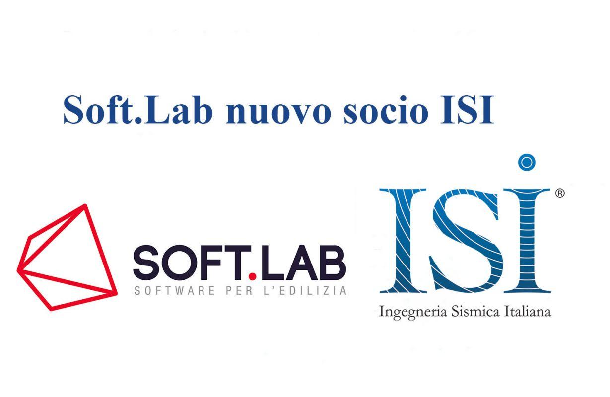 Soft.Lab nuovo socio ISI