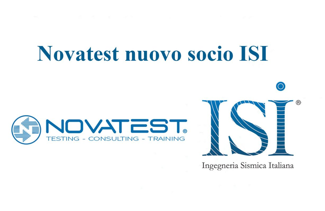 Novatest nuovo socio ISI