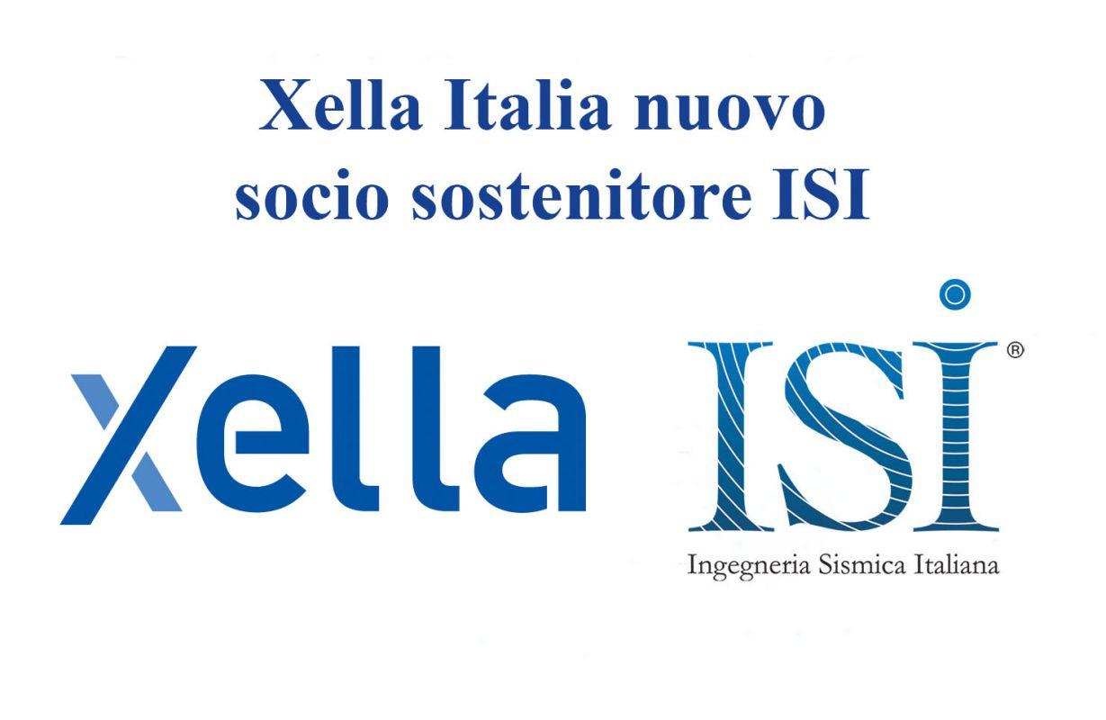 Xella Italia nuovo socio sostenitore ISI