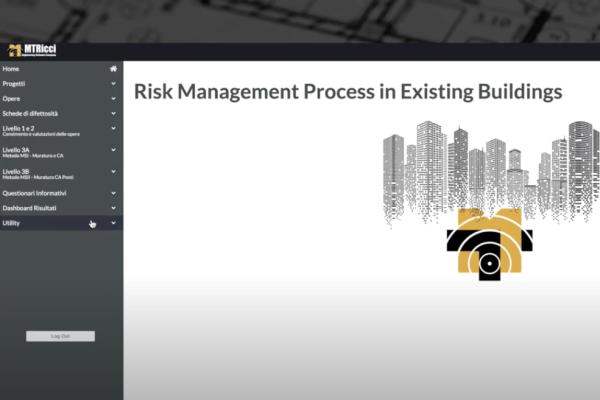 Nuove Tecnologie: valutazione della vulnerabilità sismica con il metodo semplificato MS®II di MT Ricci