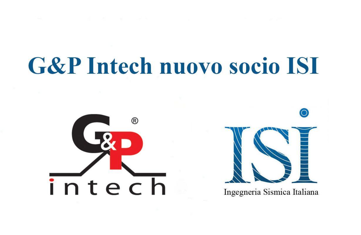 G&P Intech nuovo socio sostenitore ISI