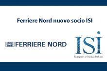 Ferriere Nord nuovo socio ISI