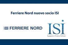 Ferriere Nord nuovo socio ISI