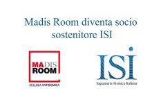 Madis Room diventa socio ISI