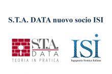 S.T.A. DATA nuovo socio ISI