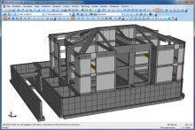 Software per il progetto di strutture con pareti debolmente armate