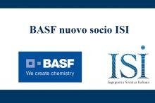 BASF nuovo socio ISI