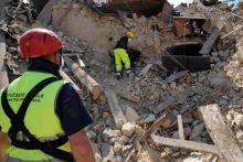 Previsione di danno in caso di sisma – Stime della Protezione Civile