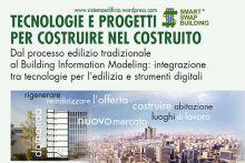 Tecnologie e progetti per costruire nel costruito - Due eventi a Cesena con il patrocinio di ISI