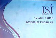 Assemblea Ordinaria ISI – 12.04.2018