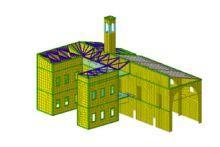 Analisi di vulnerabilita'  sismica della chiesa S.Maria della Misericordia - Correggio(RE)
