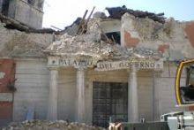 Terremoto L'Aquila: Assoluzione Commissione Grandi Rischi